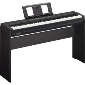 PIANO DIGITAL YAMAHA P45B (soporte FIJO opcional)