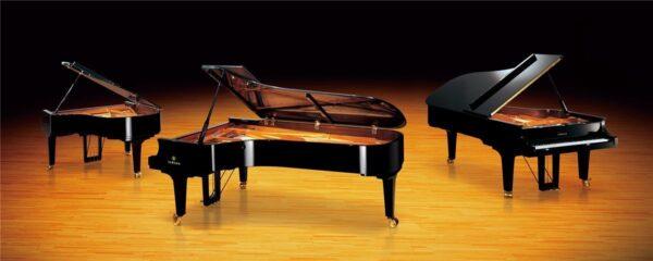 Piano YAMAHA Gran Cola de concierto