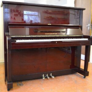 PIANO GERSHWIN G100 NOGAL